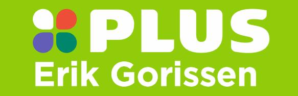 Plus Erik Gorissen